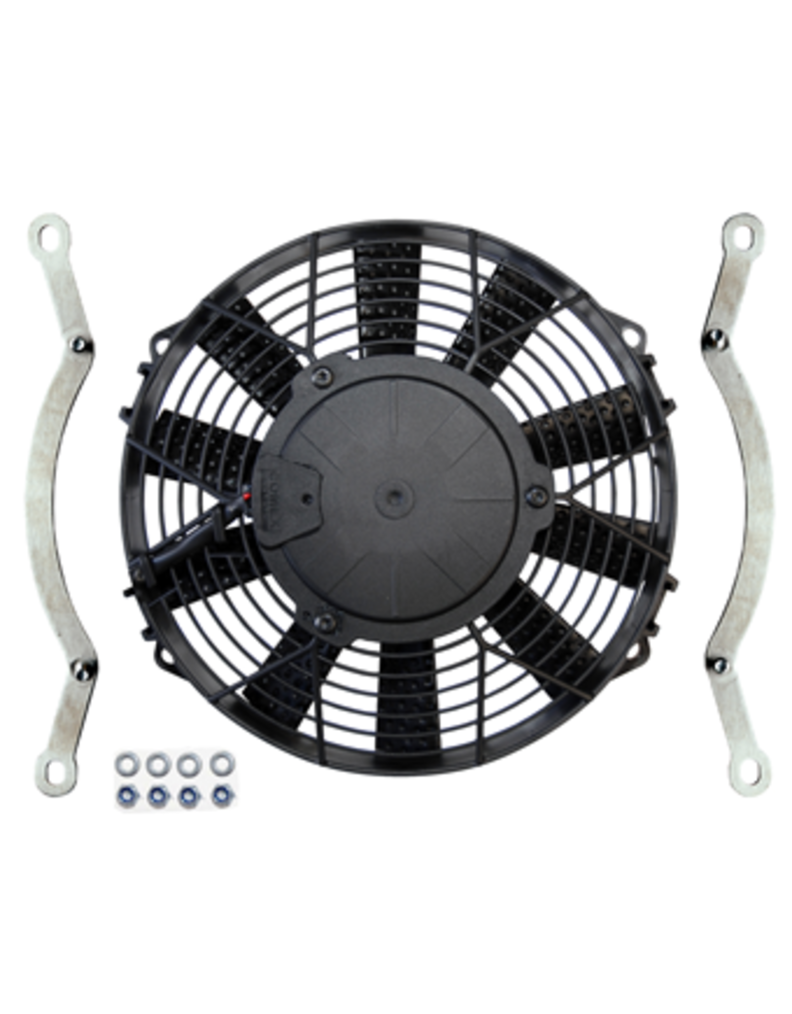Comex Mini Multi Point Injection Electric Fan Kit