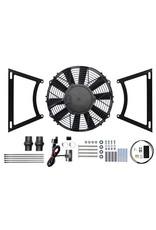 Revotec MGA Cooling Kit Blowing Fan, Black Brackets