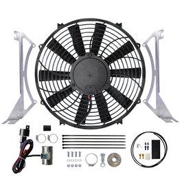 Revotec Triumph TR5-6 Cooling Kit Blowing Fan
