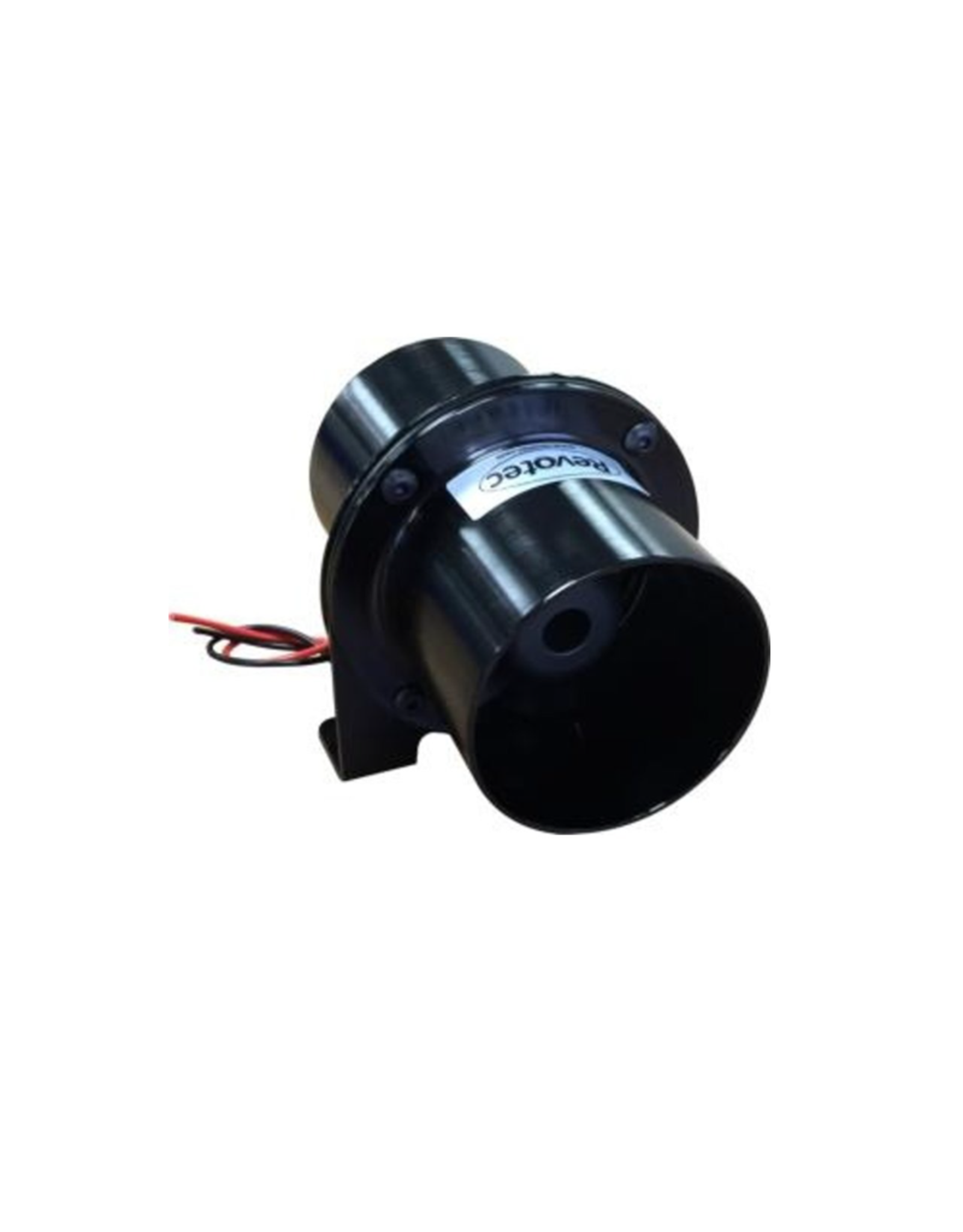 "Revotec Inline Blower Fan 4"" 102mm Outlets"
