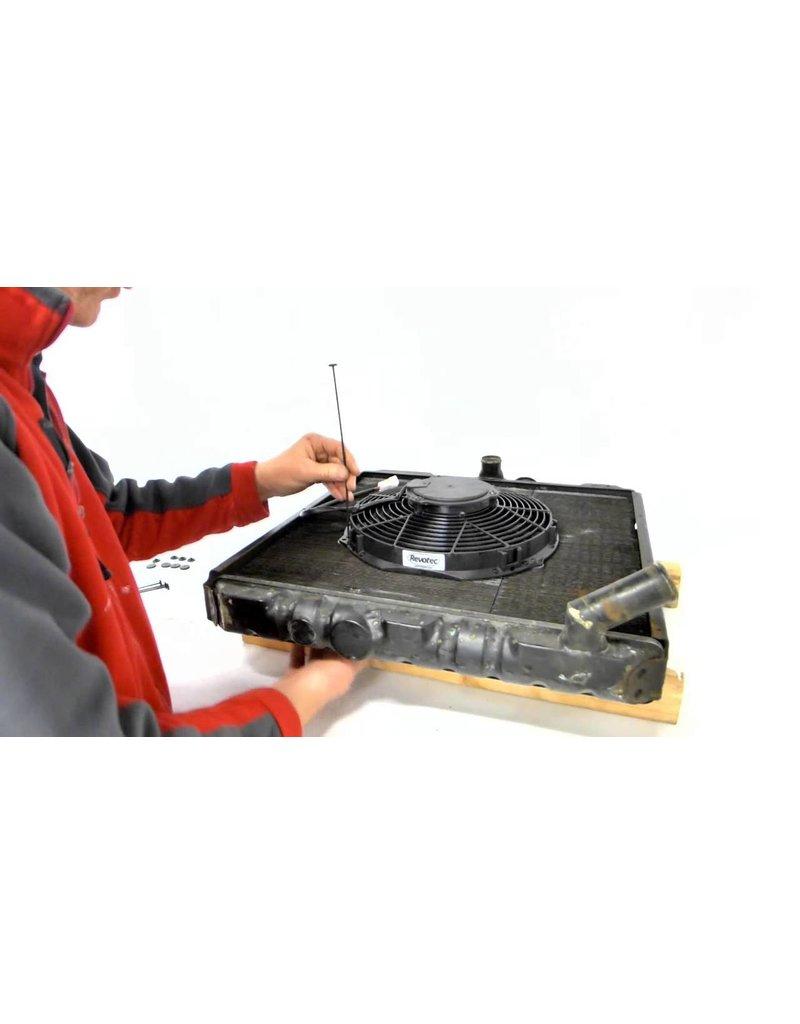 Revotec Fan Pull Through Kit