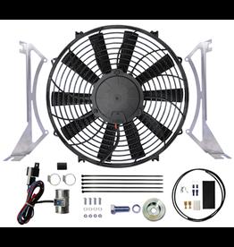 Revotec Triumph TR4A Cooling Kit Blowing Fan
