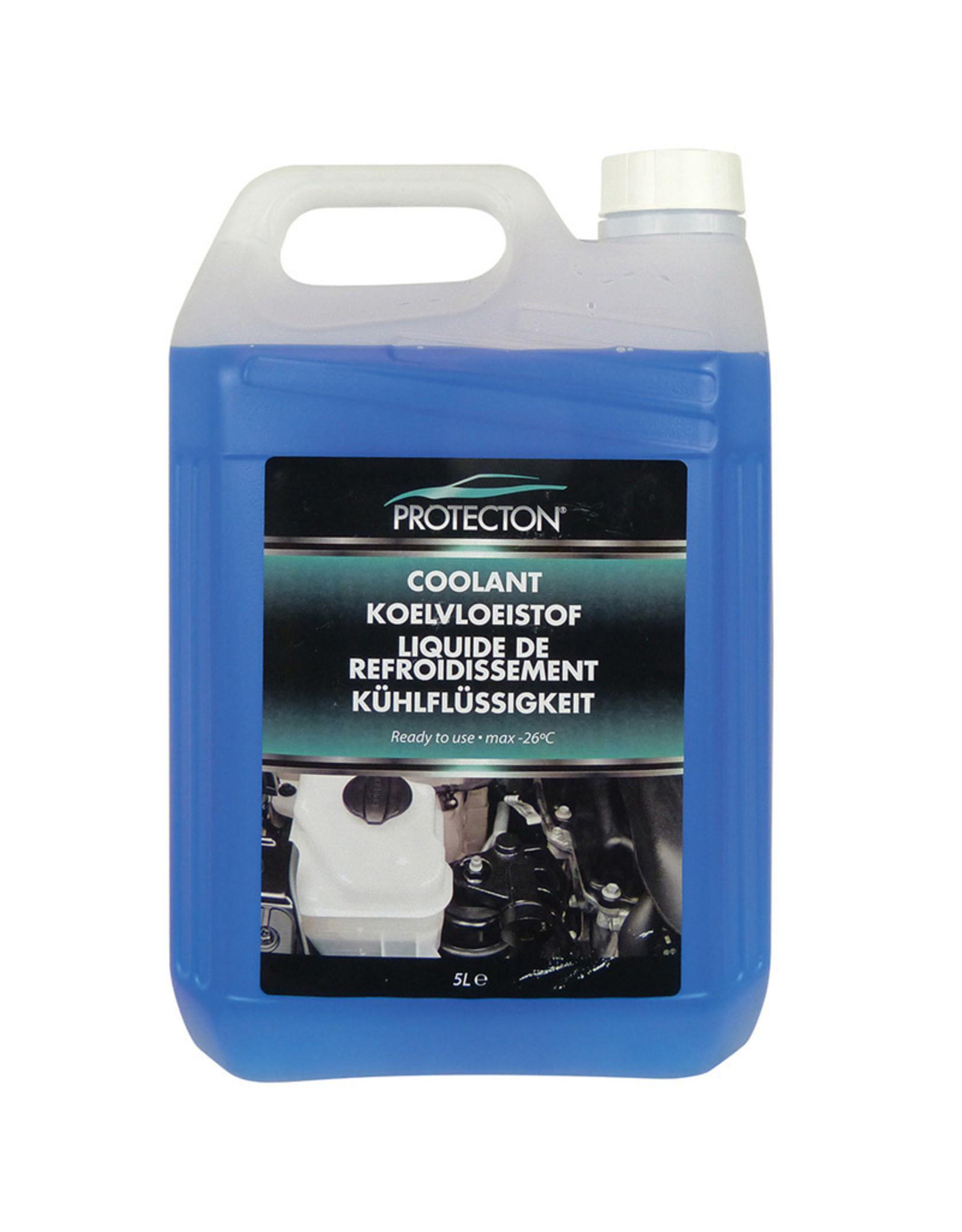 Liquide de refroidissement 5 litres bleu