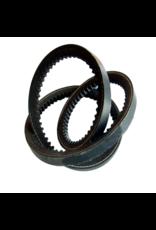 V-belt, toothed  15 mm