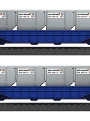 Märklin 44117 Jettainer Wagen-Set