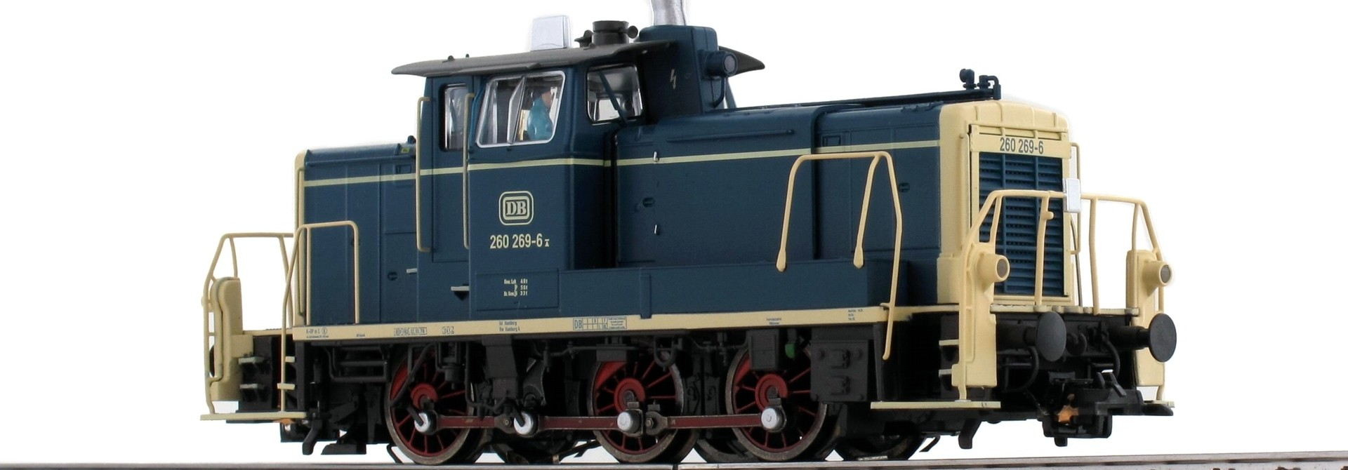 31411 Diesellok V60 DB