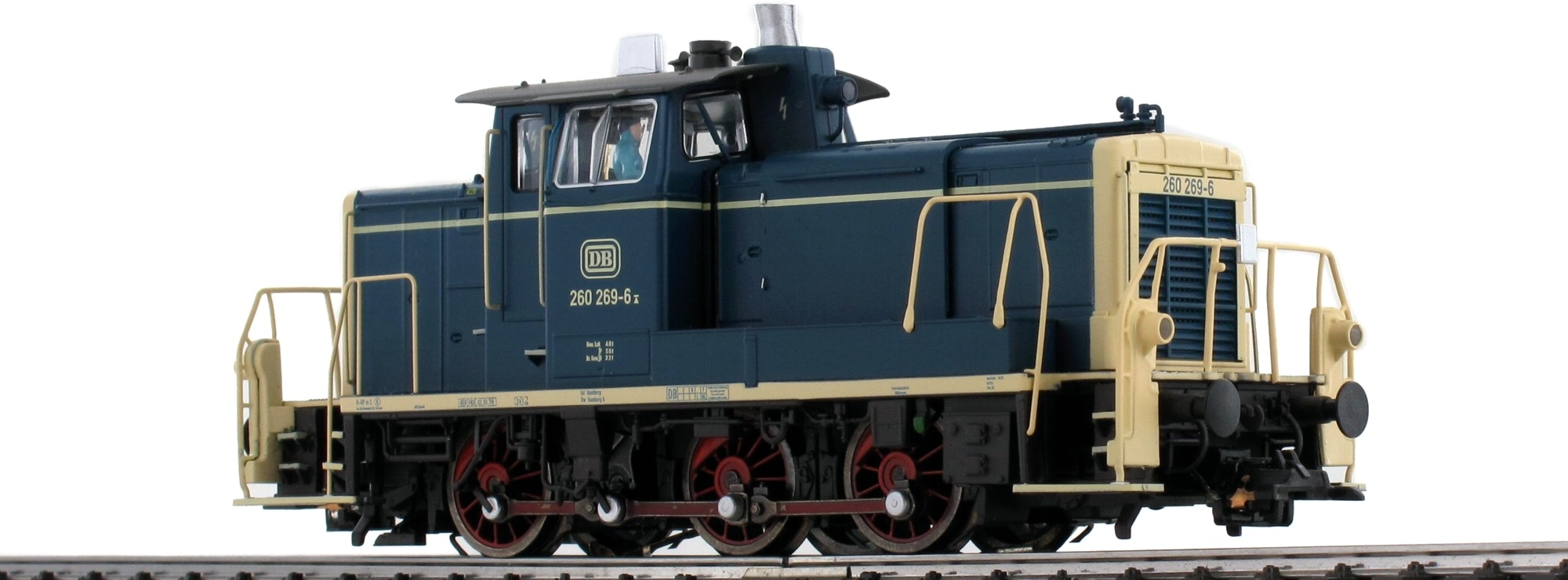 31411 Diesellok V60 DB-1