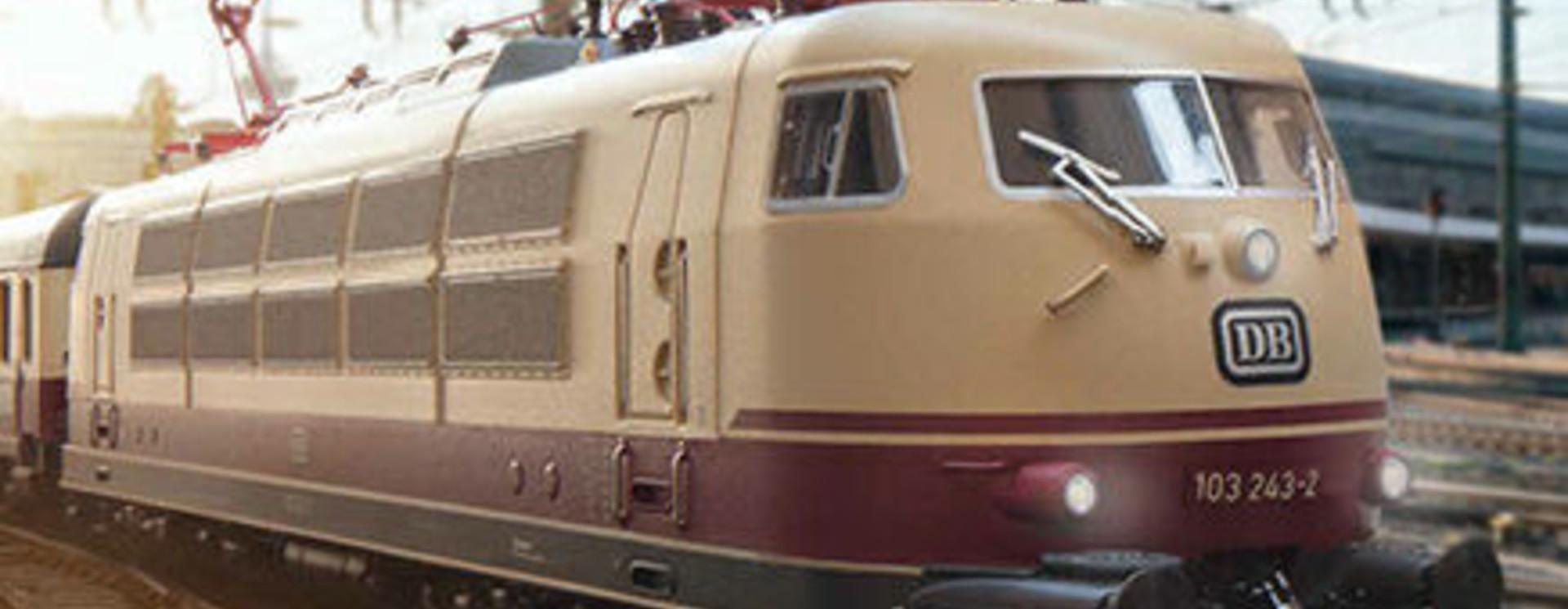 Elektrische locomotieven: Heb jij de nieuwste al?