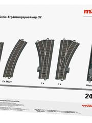 Märklin 24802 Digitale C-Gleis Erg.pack.D2