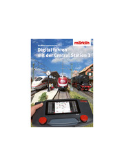 Märklin Digitaal rijden met het CS3