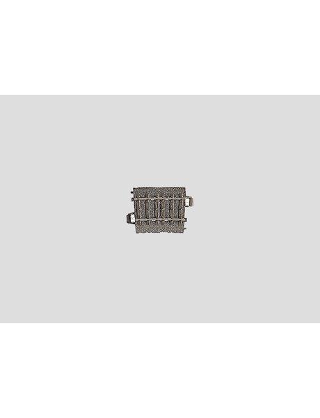 Märklin 24206 Gleis geb.r437,5 mm,5,7 Gr.