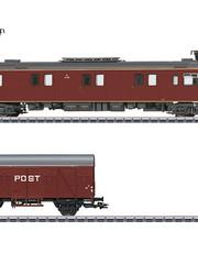 Märklin 26613 Lok Serie mp 3000 m.Güterwage