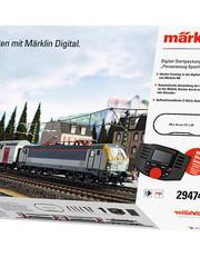 Märklin 29474 Digital-Startpackung Belgien