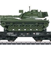 Märklin 48799 Schwerlastwagen Rlmmp m.M48 D