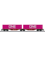 Märklin 47808 Doppel-Tragwagen Touax B