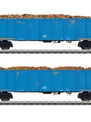 Märklin 47193 Hochbordwagen-Set Eanos NL