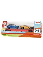 Märklin 44110 Autotransportwagen(my world)