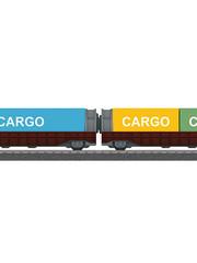 Märklin 44109 Containerwagen-Set