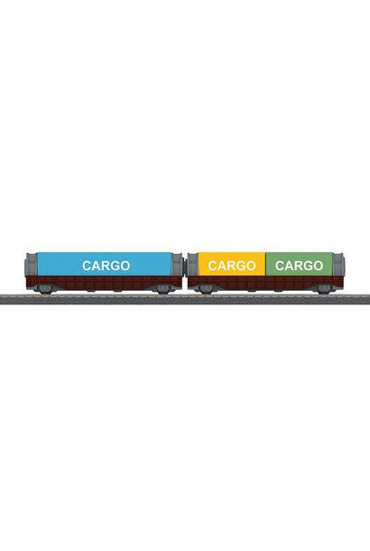 44109 Containerwagen-Set