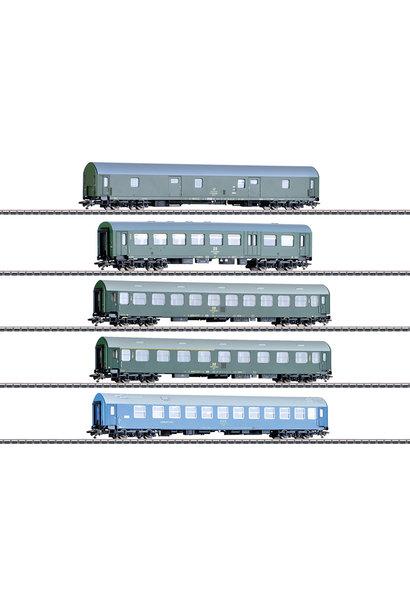 42982 Reisezugwagen-Set DR/DDR