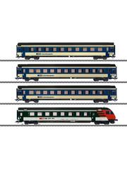 Märklin 42175 Personenwagen-Set BLS
