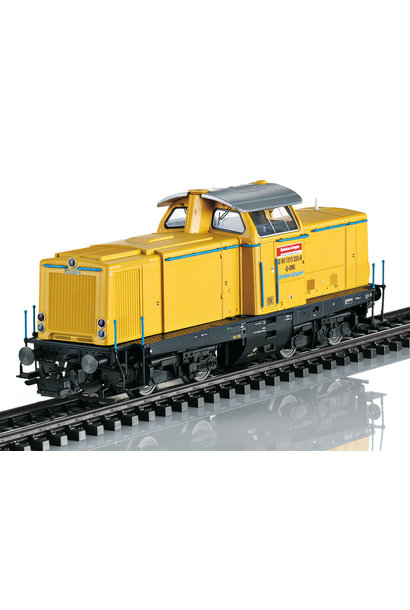 39213 Diesellok BR 213 Gleisbau