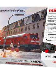 Märklin 29479 Digital-Startset Regional Exp