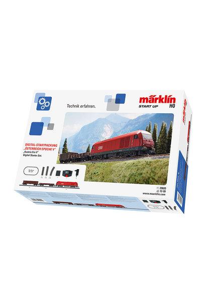 29020 Digitale startset met Mobile Station 2 ''Oostenrijkse goederentrein''