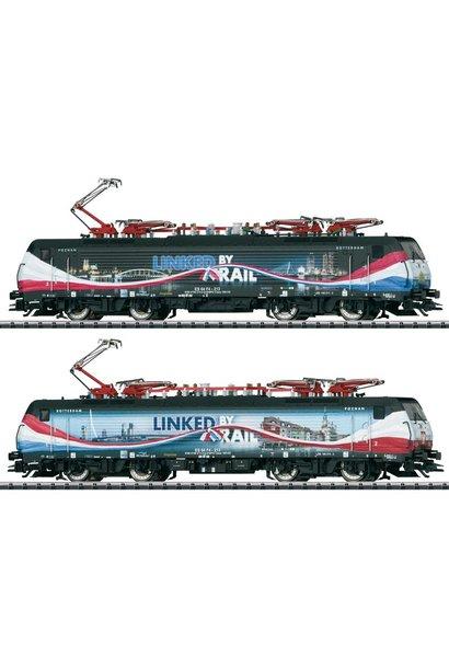 22862 Baureihe 189 Linked by Rail