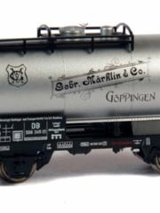 """Märklin 46412 Kesselwagen """"160 Jahre Marklin"""""""