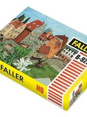 Faller B-923 STADSMUUR (6/19) *