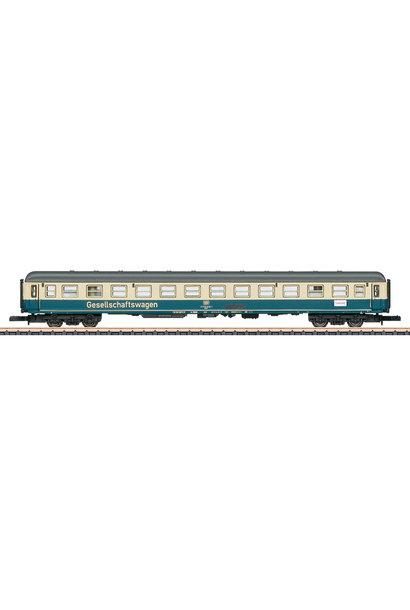 87210 Gezelschapswagen WGmh 824 DB