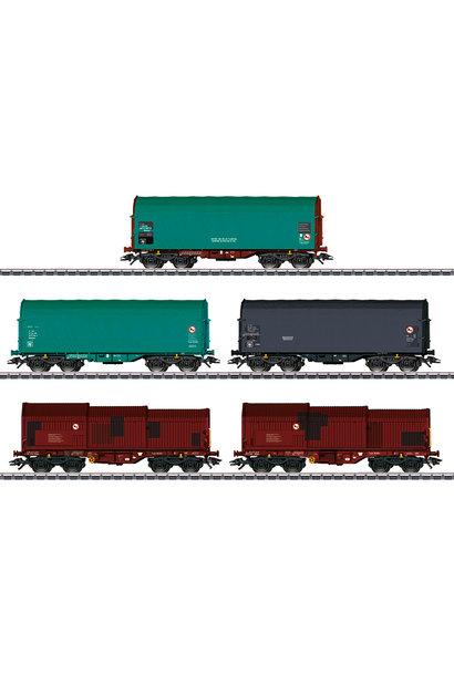 46875 Set goederenwagens SNCB