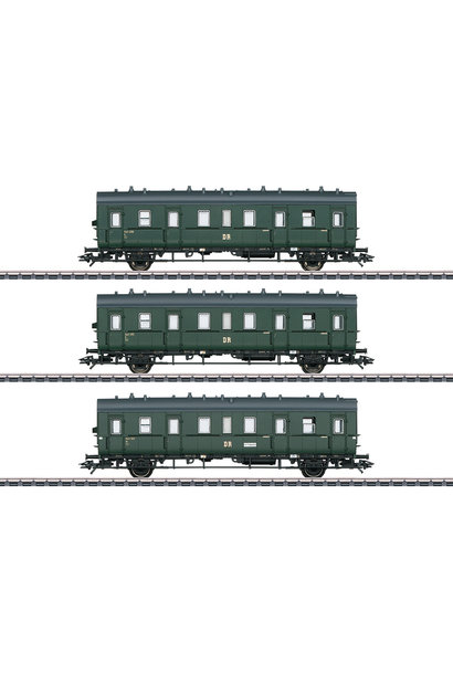 46395 Personenwagen-set van de DR/DDR