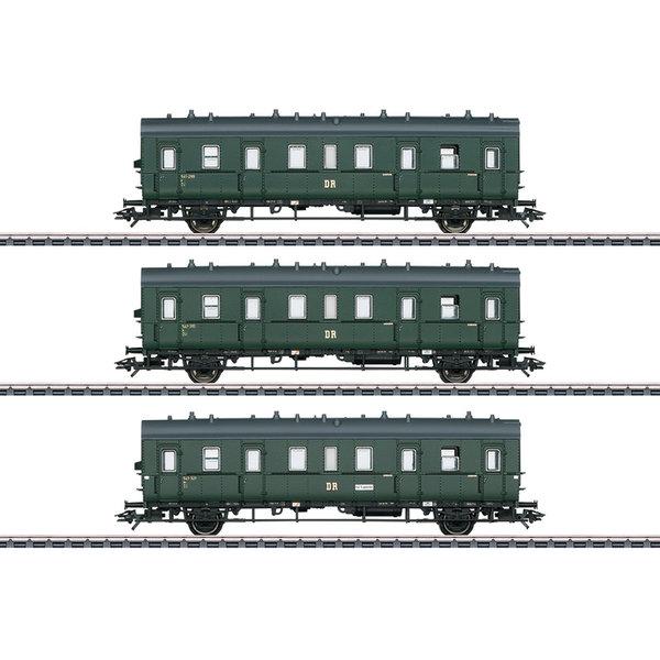 Märklin 46395 Personenwagen-set van de DR/DDR