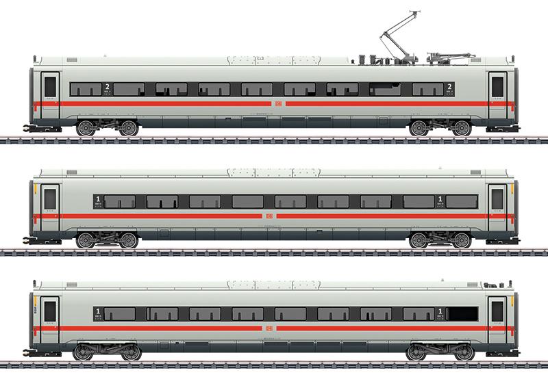 43724 Ergänzungs-Set zum ICE 4 DB A-1