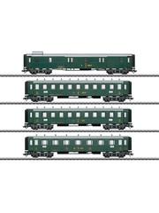 Märklin 42388 Oldtimer-Personenwagen-Set SB