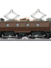 Märklin 39510 E-Lok Serie Be 4/6 SBB