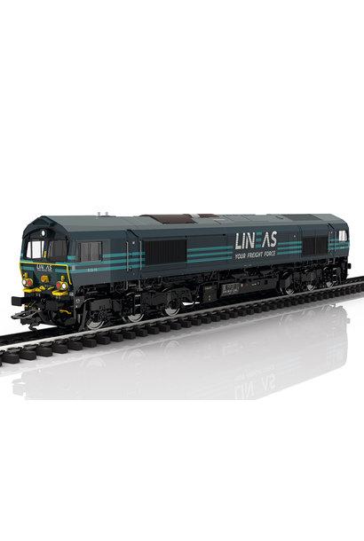 39062 Diesellok EMD Serie 66, LINEAS