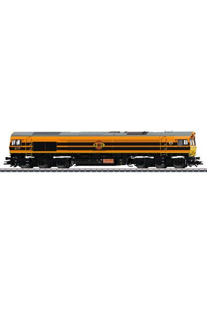 39061 zware diesellocomotief Class van de RRF NL