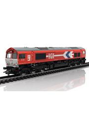 Märklin 39060 Diesellok EMD Serie 66, HGK,E