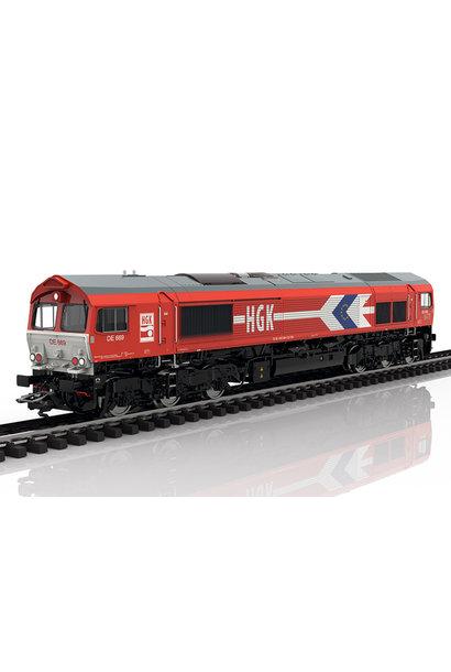 39060 Diesellok EMD Serie 66, HGK,E