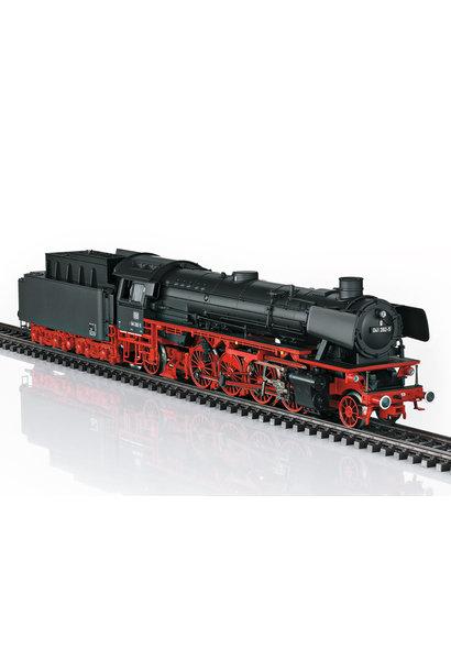 37928 stoomlocomotief BR 41 van de DB met kolentender