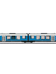 Märklin 37717 Nahverkehrs-Triebwagen LINT B