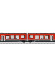 Märklin 37716 Nahverkehrs-Triebwagen LINT 4