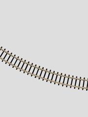 Märklin 8520 Gleis geb. r195 mm, 45 Gr.