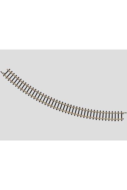 8520 Gleis geb. r195 mm, 45 Gr.