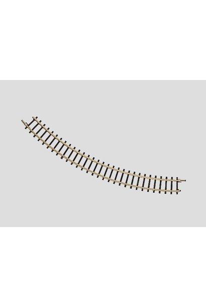 8510 Gleis geb. r195 mm, 45 Gr.