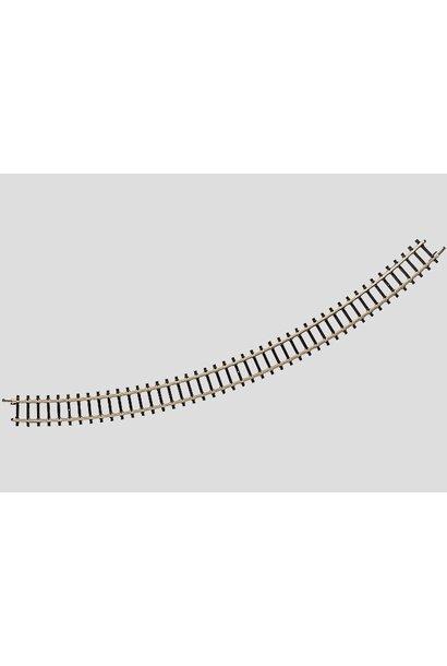 8530 Gleis geb. r220 mm, 45 Gr.