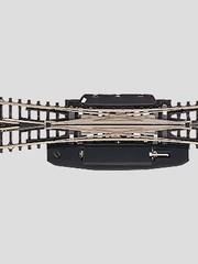 Märklin 8560 Doppelkreuzungsweiche r323 mm